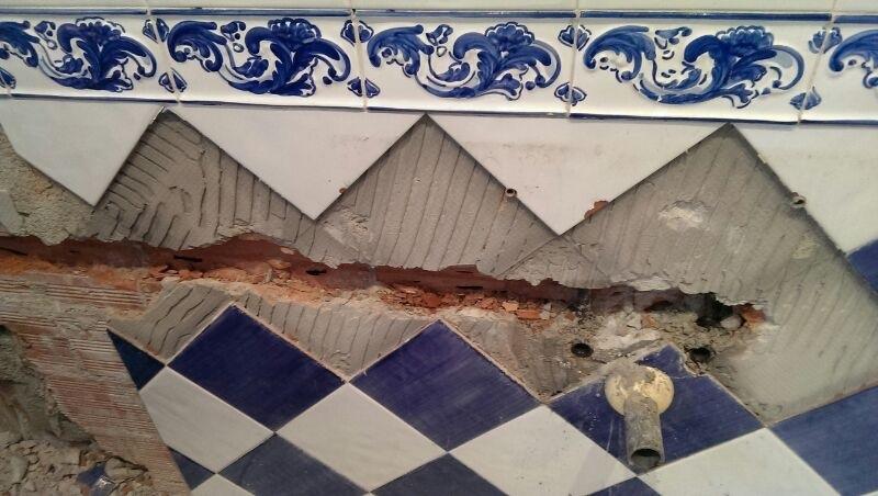 Reforma Baño Quitar Bide:Reforma de baño terminada