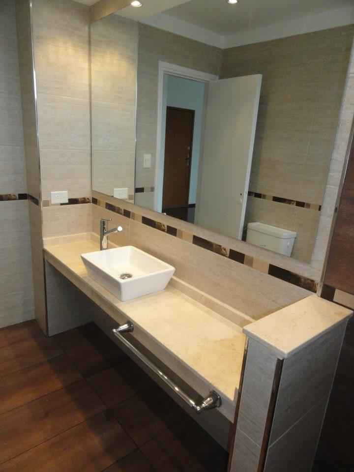 Reforma Baño Donosti:Reforma de un baño con plato de ducha de obra