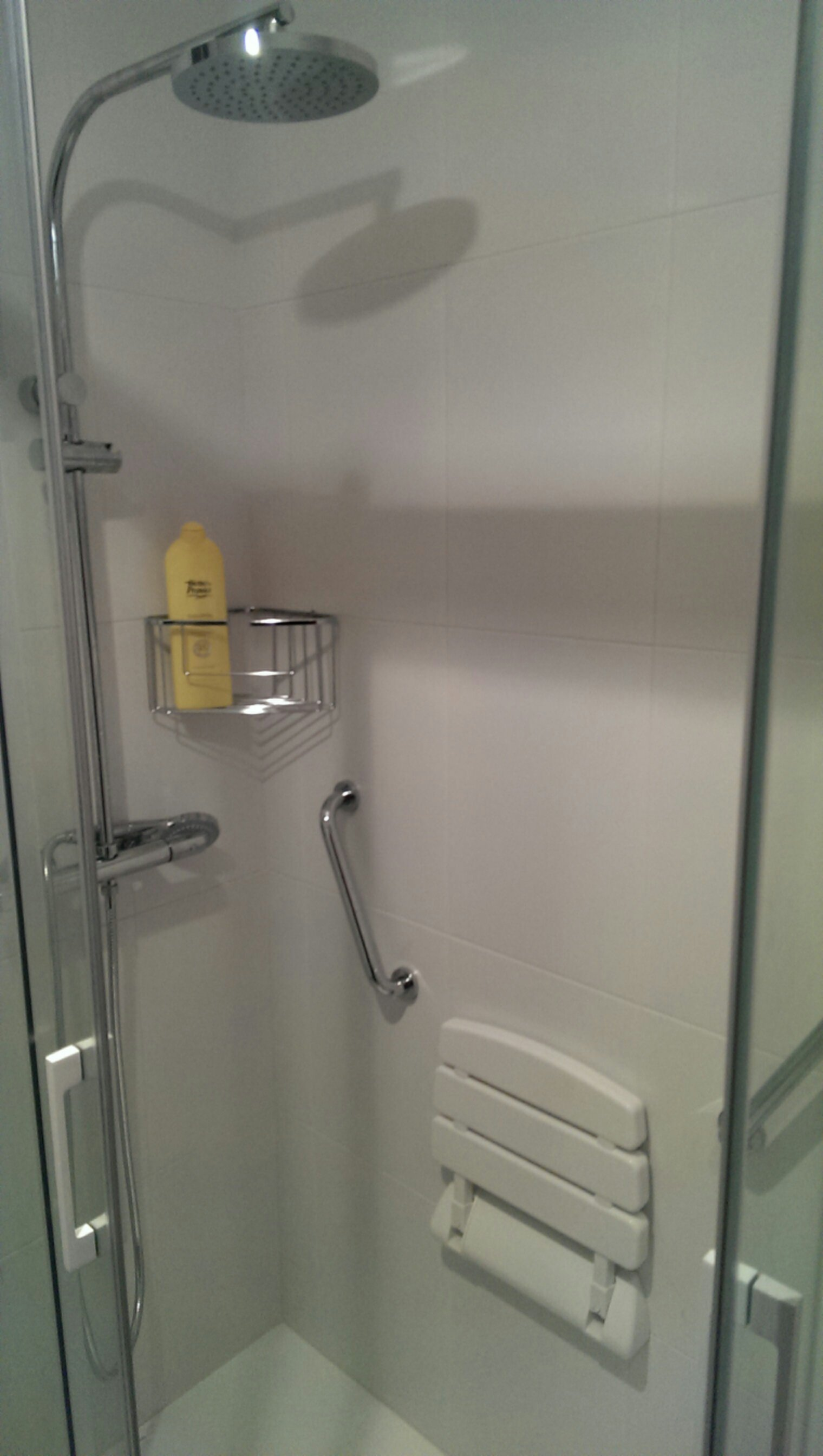 Reforma Baño Donosti:ducha ya donosti