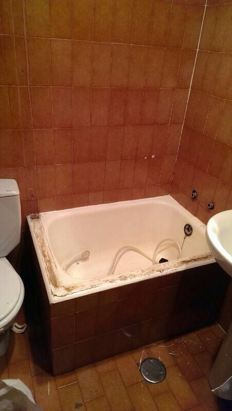 Cuanto cuesta quitar la ba era y poner un plato de ducha - Quitar banera y poner plato de ducha ...