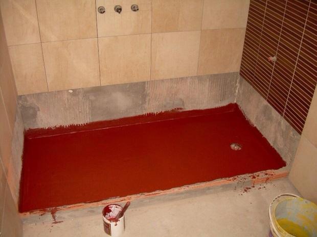 Reformas Baño Donostia:Reforma de un baño con plato de ducha de obra