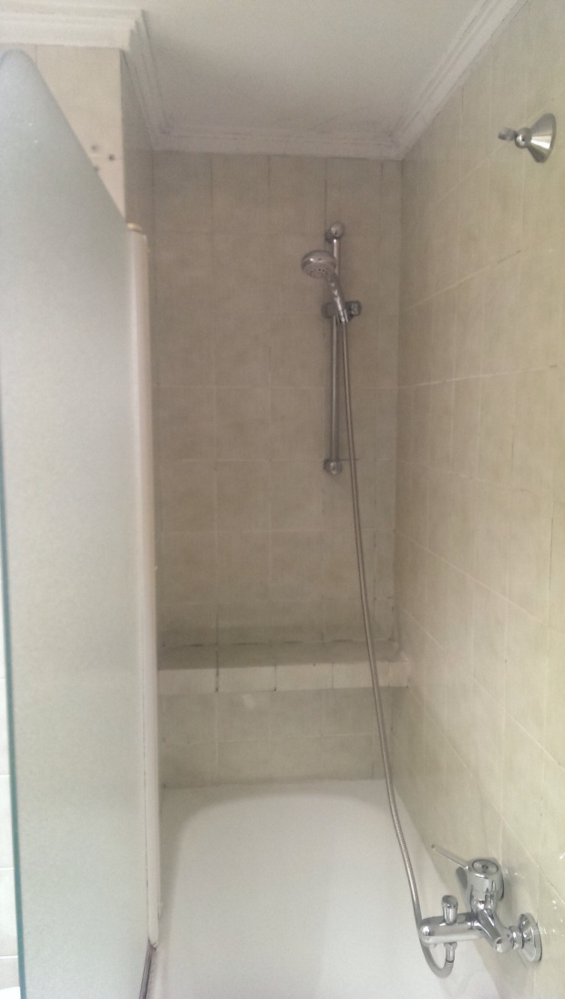 Reforma Baño Mover Inodoro:Acabada la reforma de un precioso baño en el barrio de Amara en