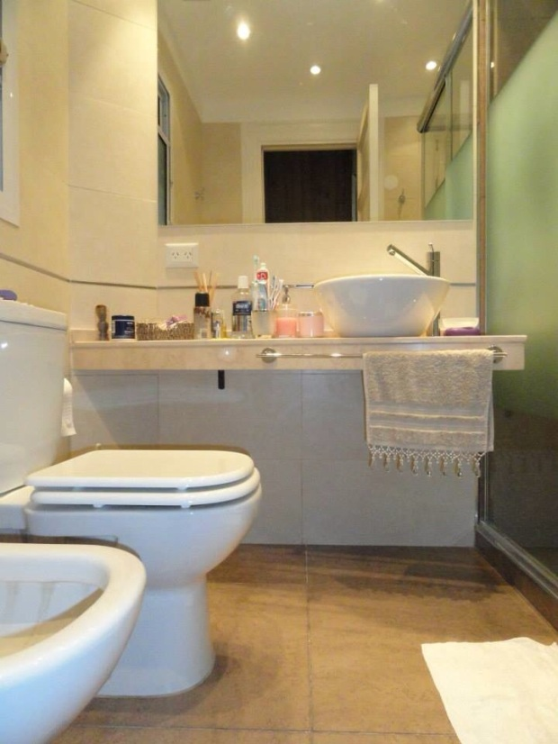 Reforma Baño Quitar Banera:Reforma de un baño con lavadora