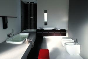lavamanos revestimientos banos exclusivos 2 - Espectaculares baños y cocinas.