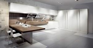 muebles cocina italiano snaidero - Espectaculares baños y cocinas.