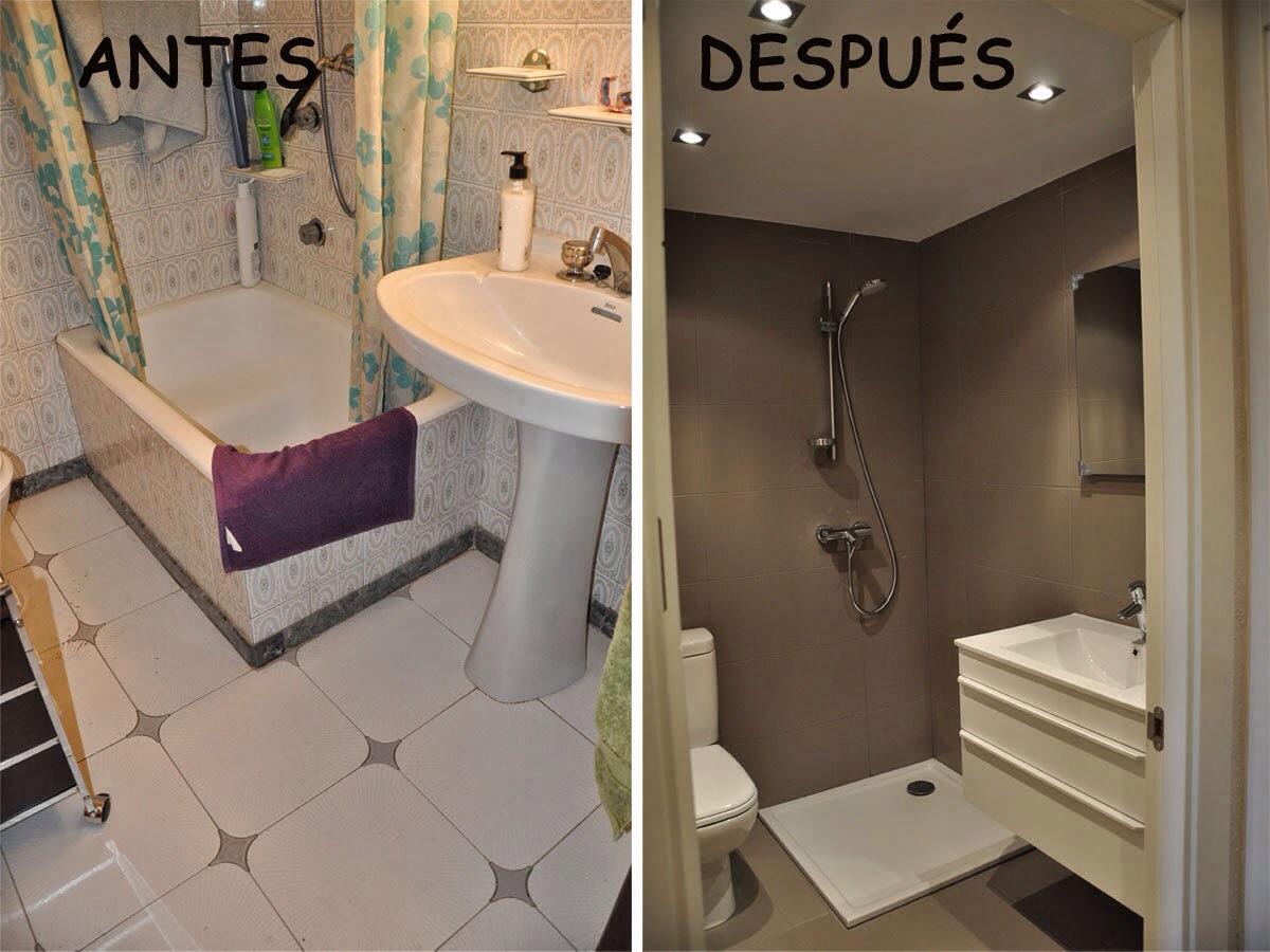 Reformar Un Baño Sin Obras ~ Dikidu.com