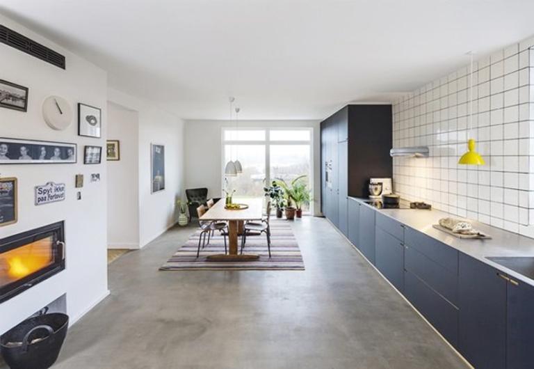 La-cocina-azul