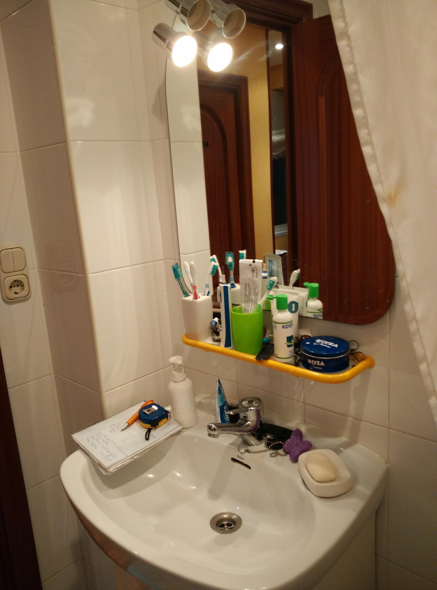 Reformas Baño Donostia: terminada en el barrio de Gros en Donostia
