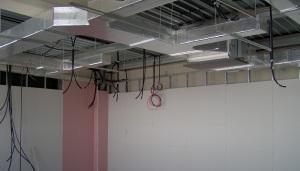 Inproyect proyecto de instalaciones de climatizacion en ribarroja