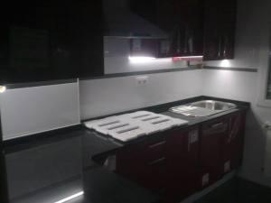 instalacion de led en cocina 1
