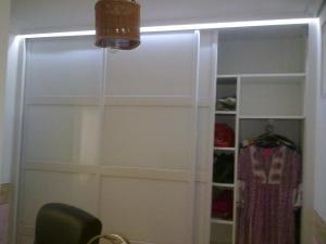tira led en armario luz indirecta 1