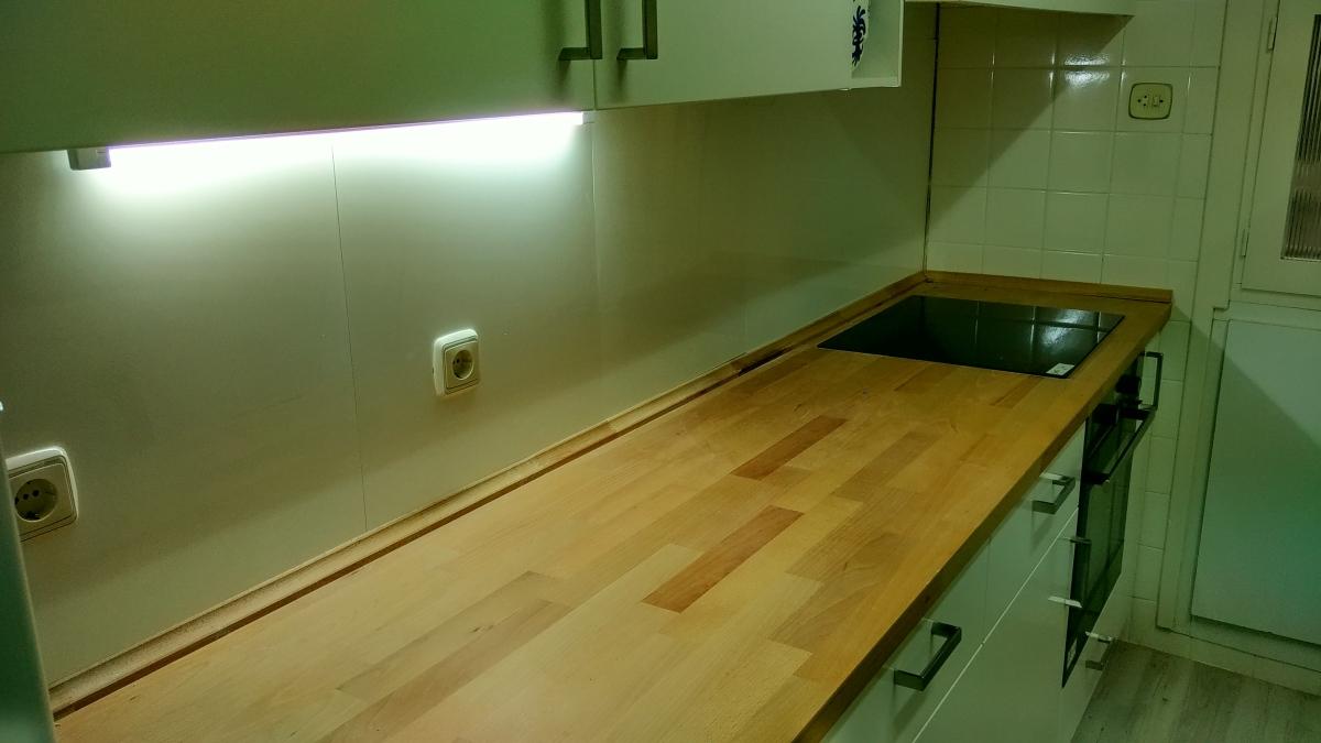 Reformas Baño Donostia:Reforma terminada de una vivienda en el centro de Donostia