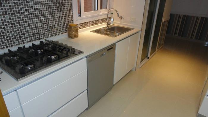 img 2745 - Antes y después de la reforma de una cocina.