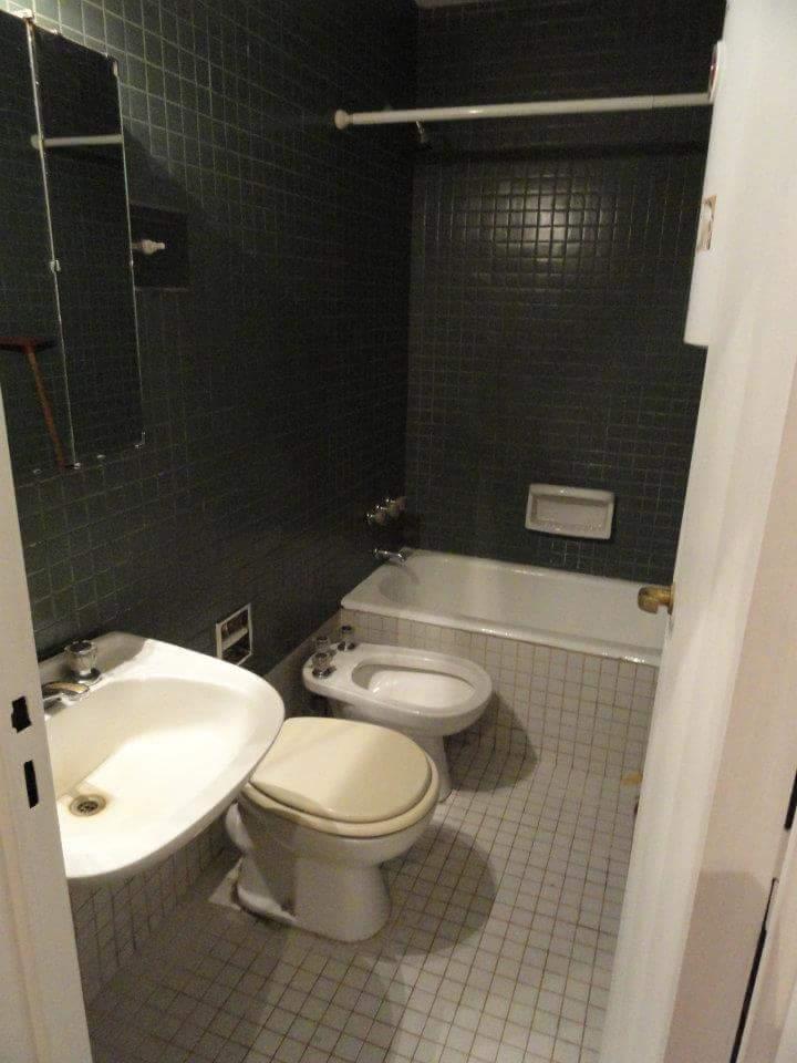Baño Pequeno Reformado ~ Dikidu.com