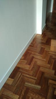 Acuchillado de suelo madera