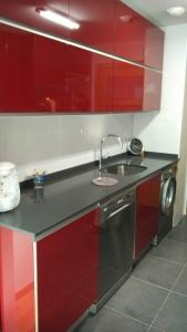 wpid wp 1445440745492 - Cocina completa y mamparas de baño instaladas en Irura.