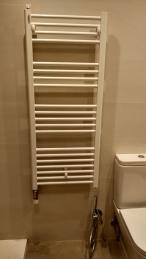 Radiador toallero calefacción