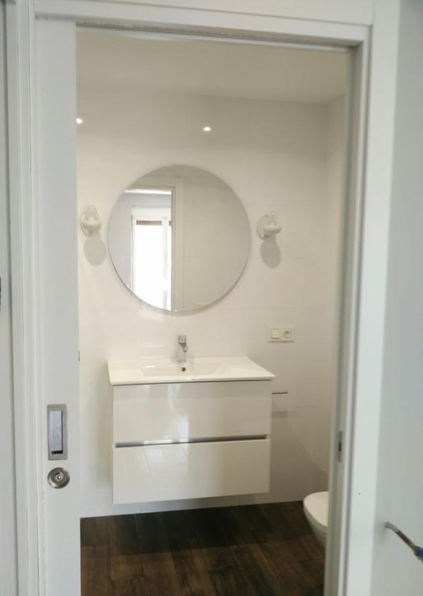 mueble baño 80cm