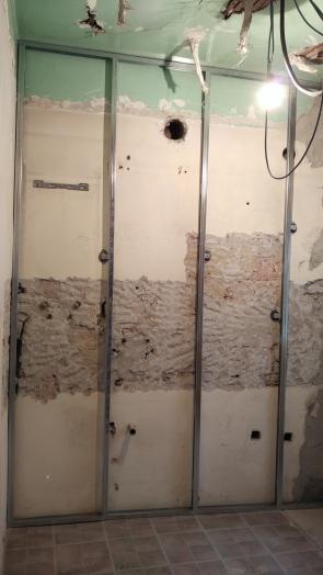 Perfiles aluminio para pladur
