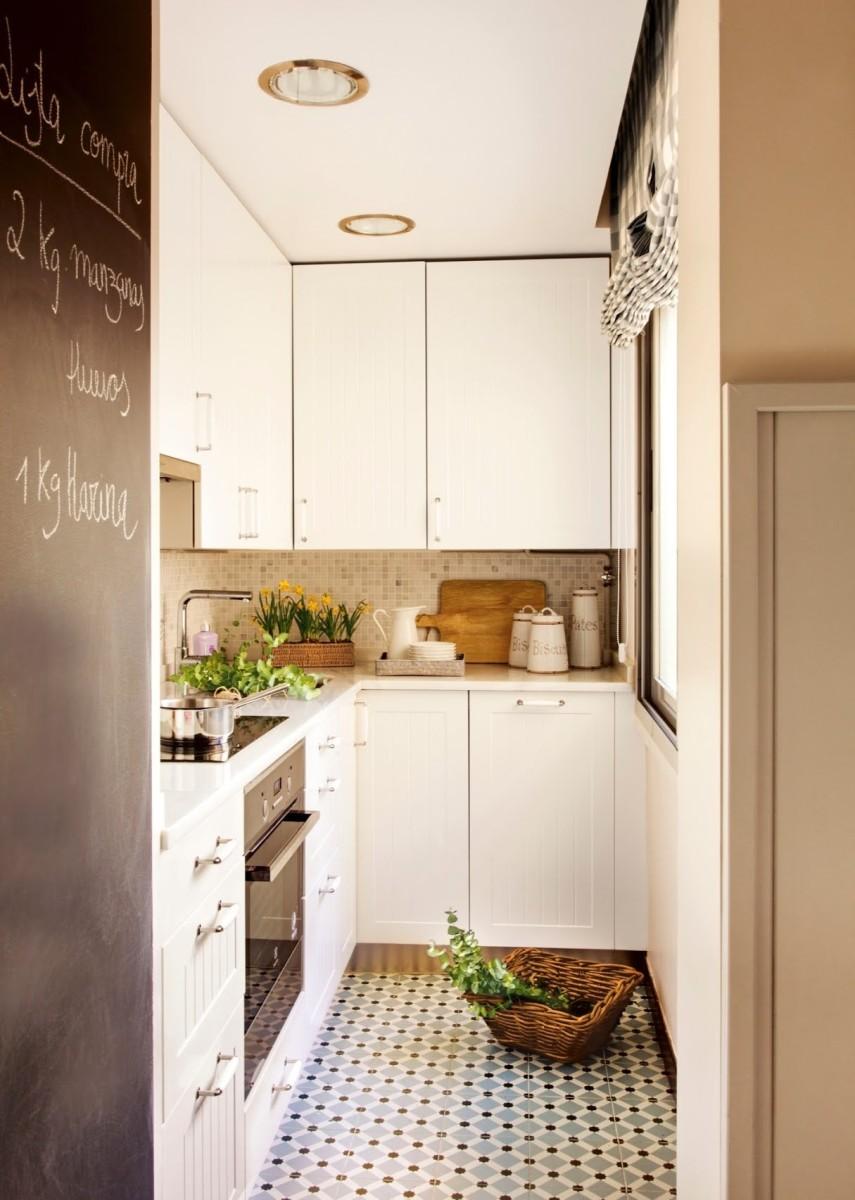 20 Cocinas Pequenas Bien Aprovechadas Reformas En Donostia